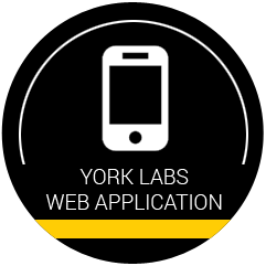 York Labs Web Application