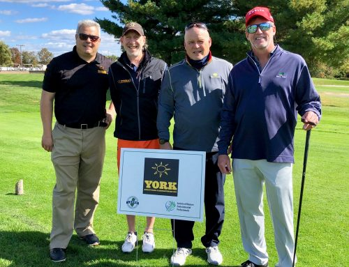 York Contributes to 5th Annual NJ LSRPA & NJSWEP Fundraising Event