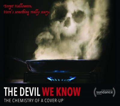 The Devil We Know, a documentary about the danger of PFAS chemicals